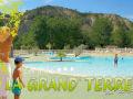 Ardèche - Camping 3 étoiles avec piscine et location mobil home