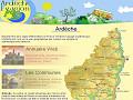 Votre porte sur l'Ardèche