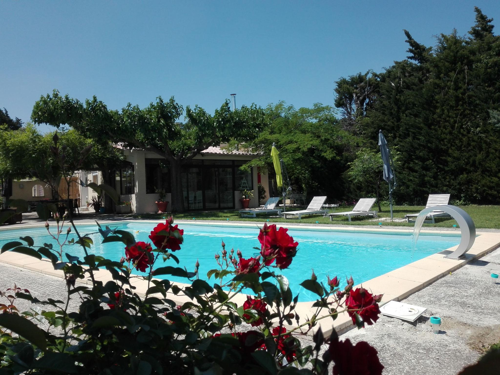 Maison de vacances 5 chambres avec piscine